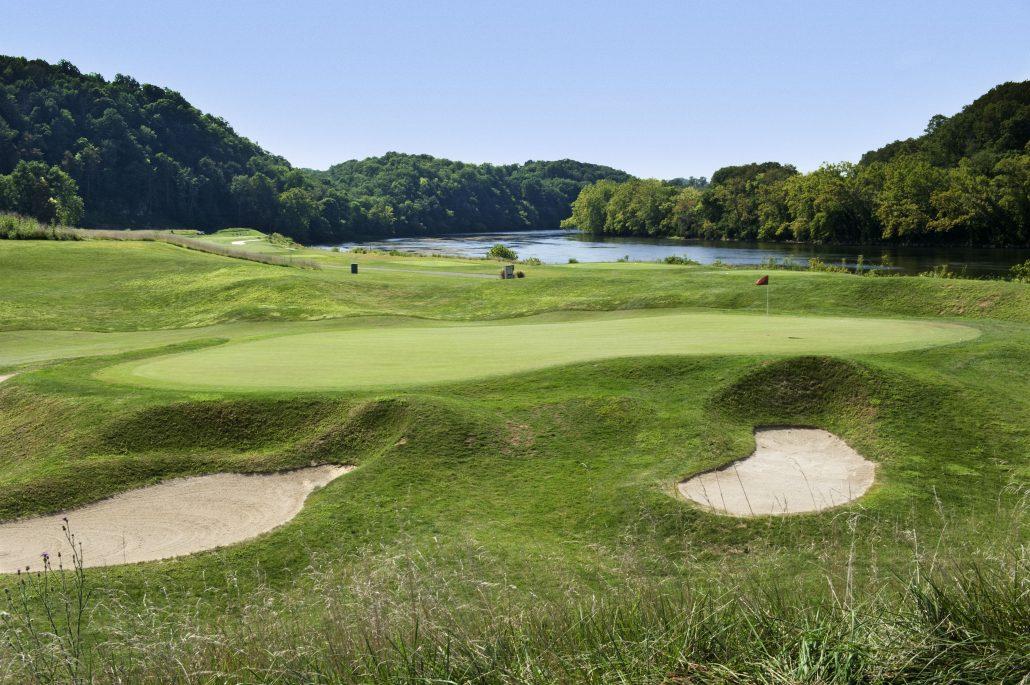 Pete Dye River Course - Radford, VA