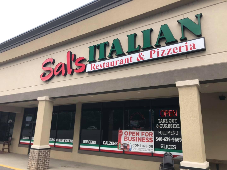 Sal's Italian West End Radford